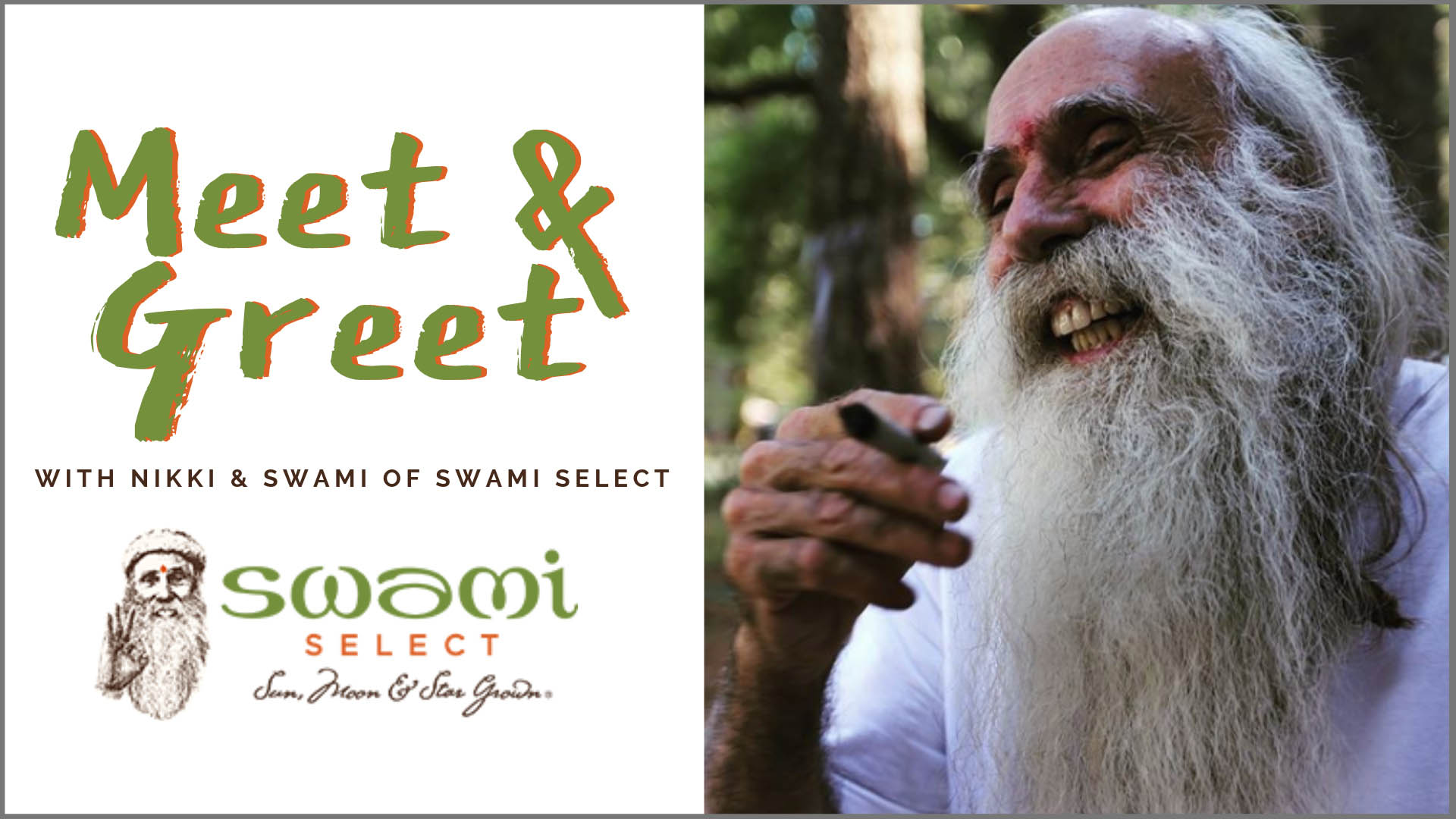 Swami Select In Store Meet & Greet: Harborside Oakland