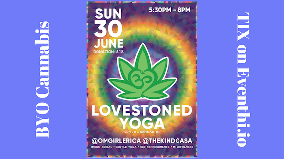 Love Stoned Yoga