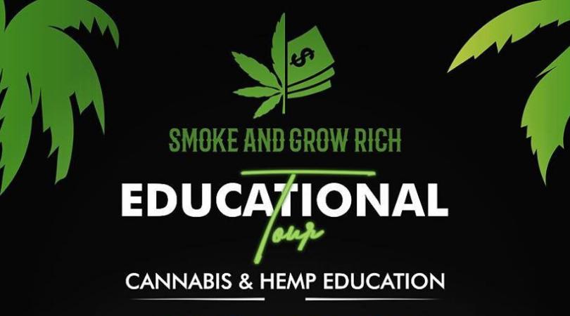 Smoke and Grow Rich Tour
