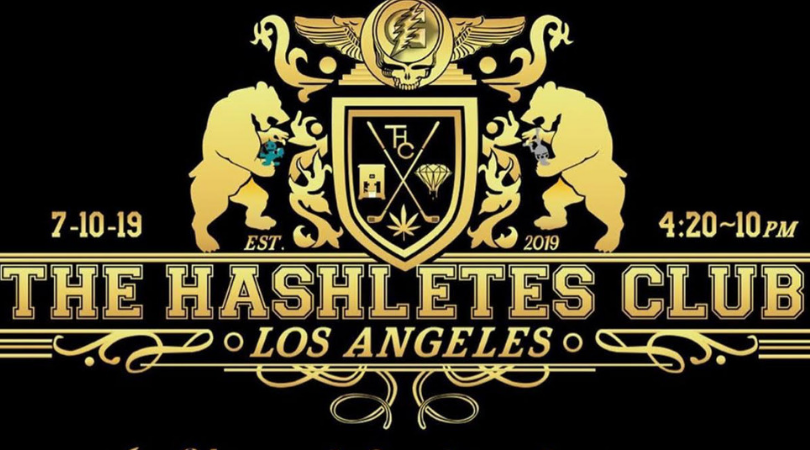 The Hashletes Club - Launch Event