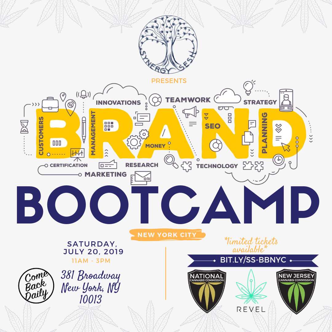 Synergy Sessions: Brand Bootcamp