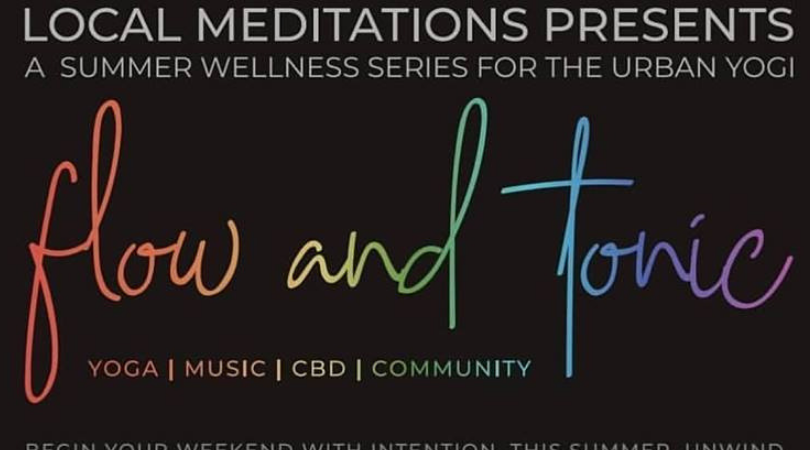 CBD Tonic & Flow  Throat Chakra