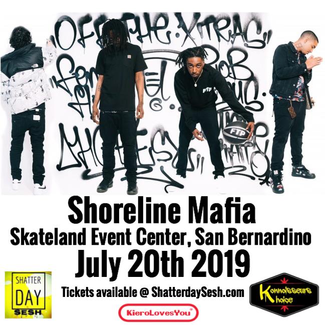 Shatterdaysesh Presents Shoreline Mafia