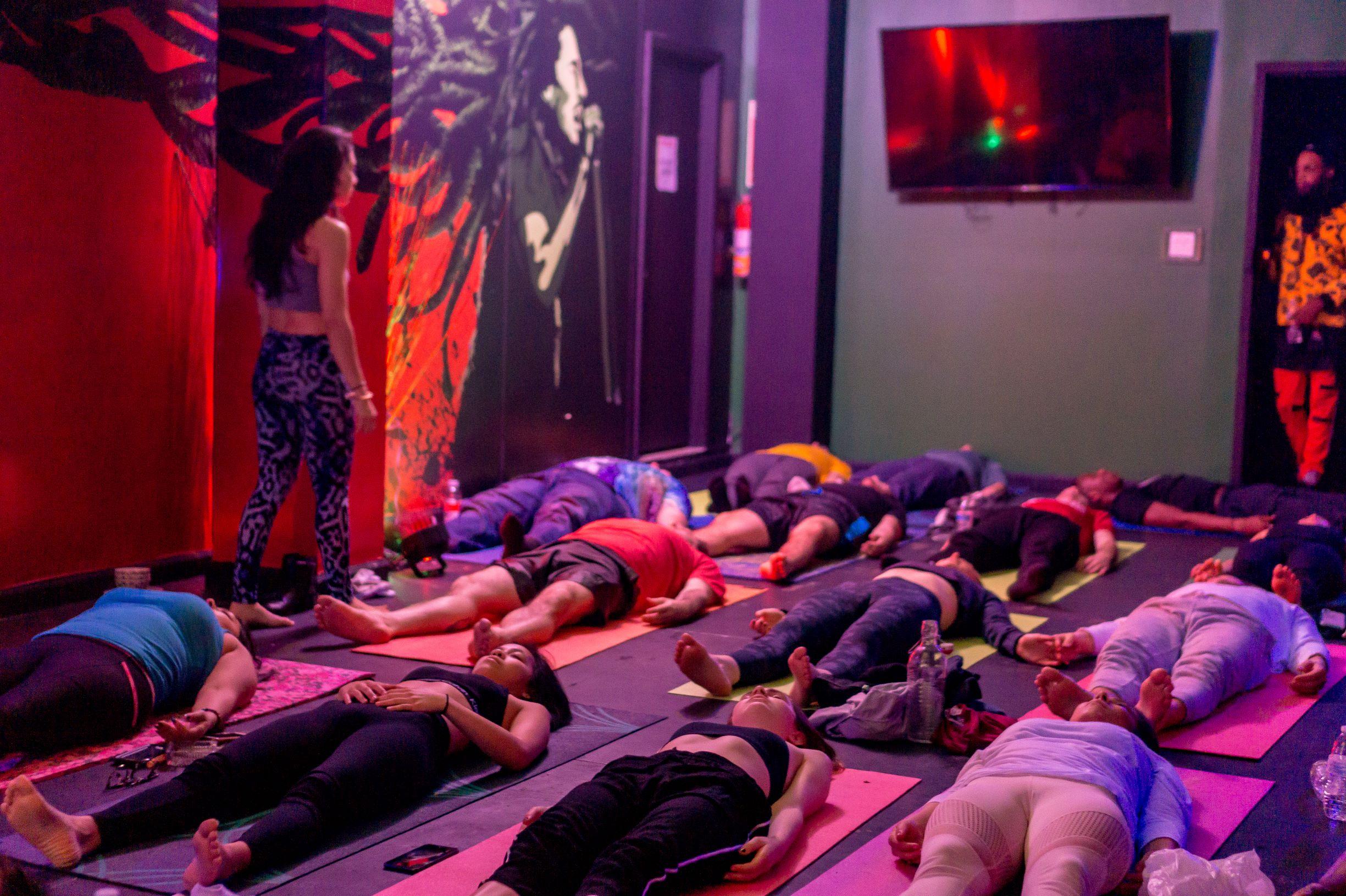 Happy Munkey Yoga