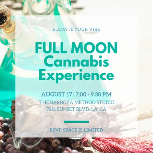Full Moon Cannabis Experience