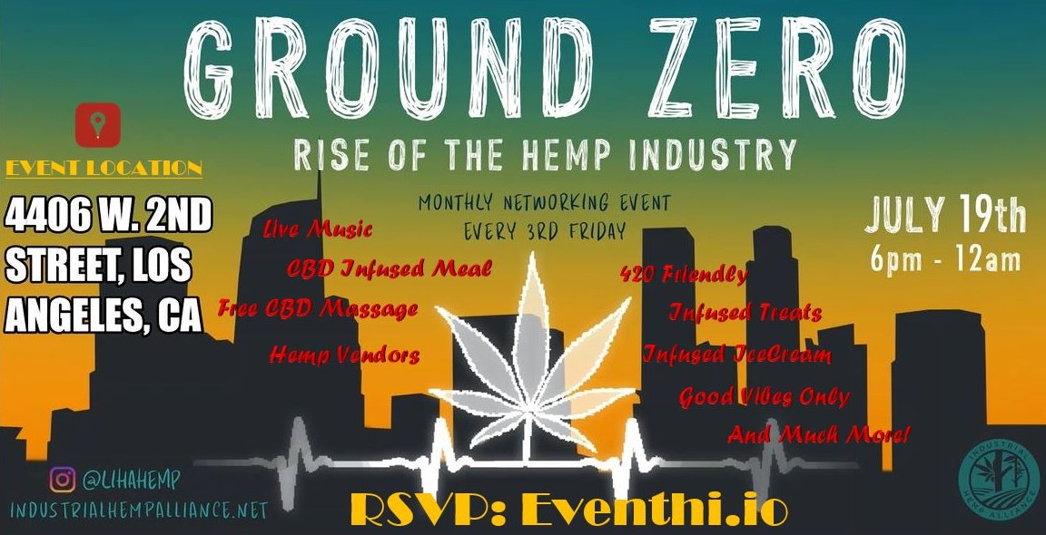"Ground Zero ""Rise of the Hemp Industry"""