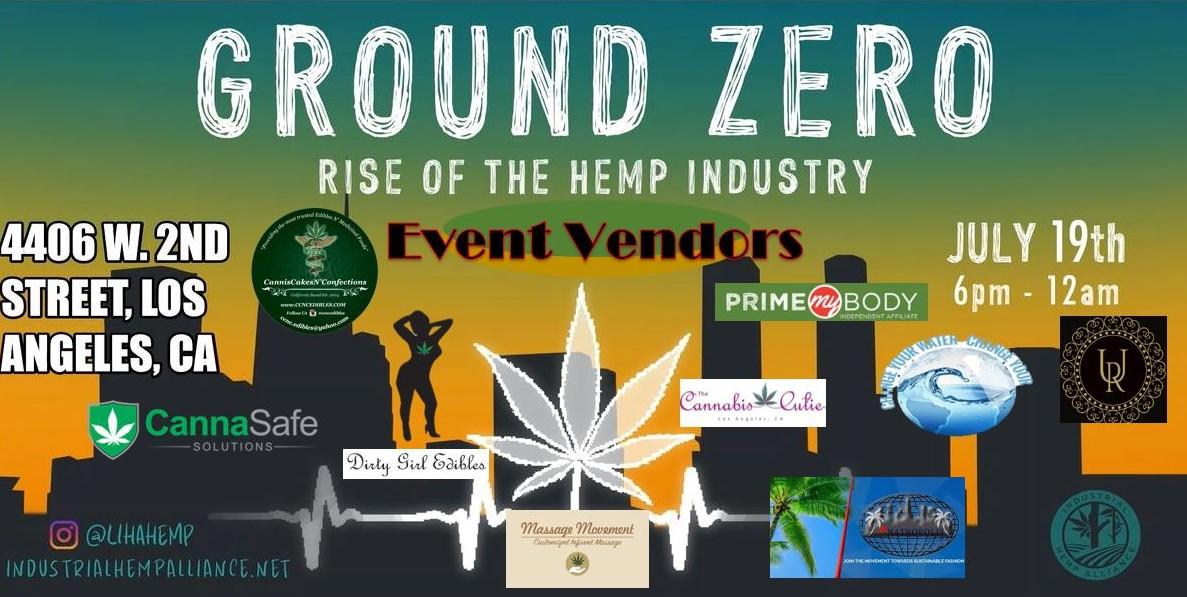 """""""Ground Zero""""  Rise of the Hemp Industry"""