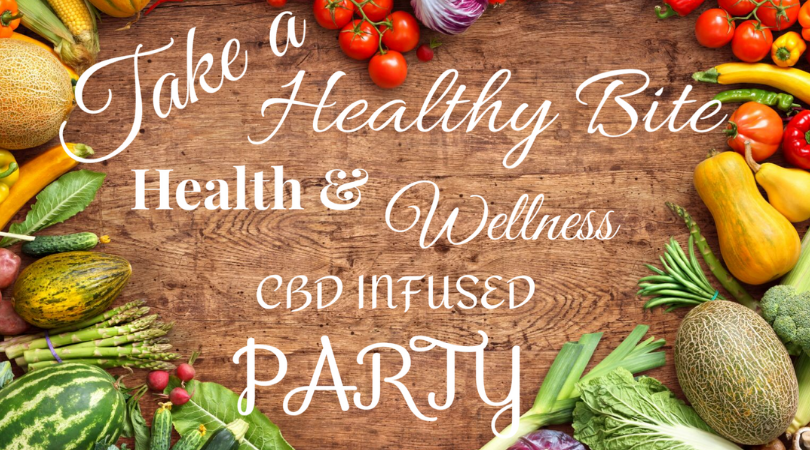 Take a Healthy Bite CBD Culinary Parties