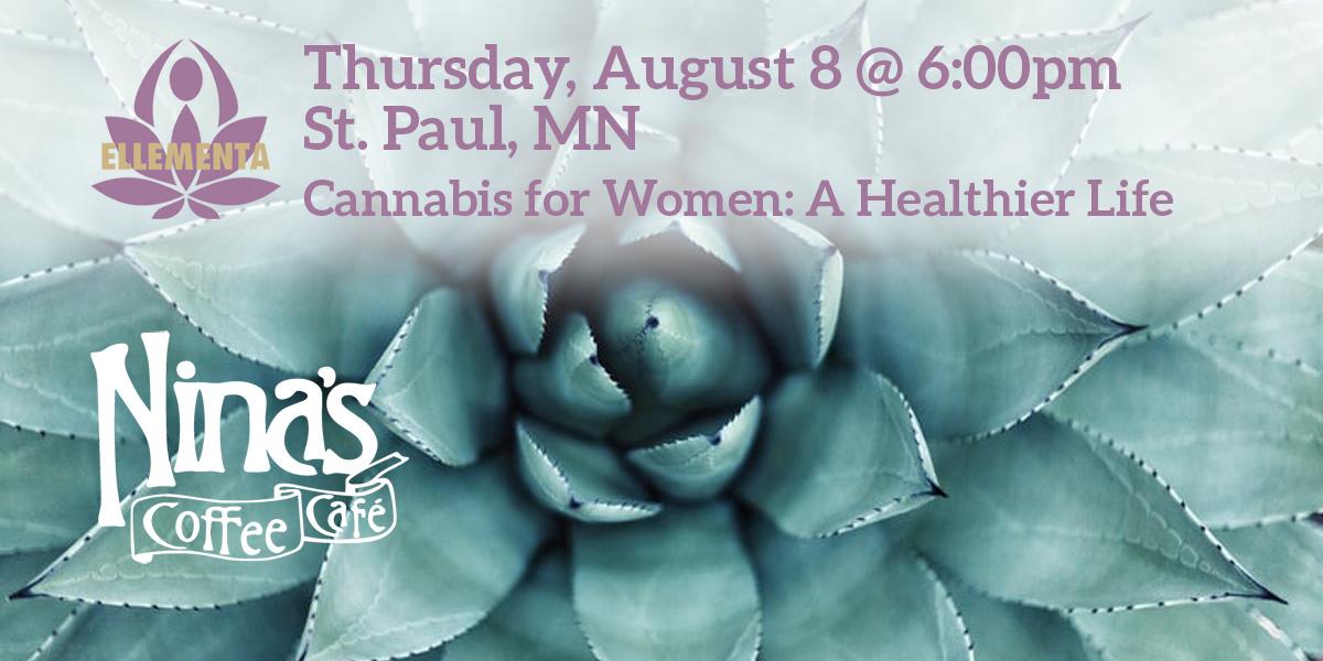 Ellementa St. Paul: Cannabis for Women: A Healthier Life