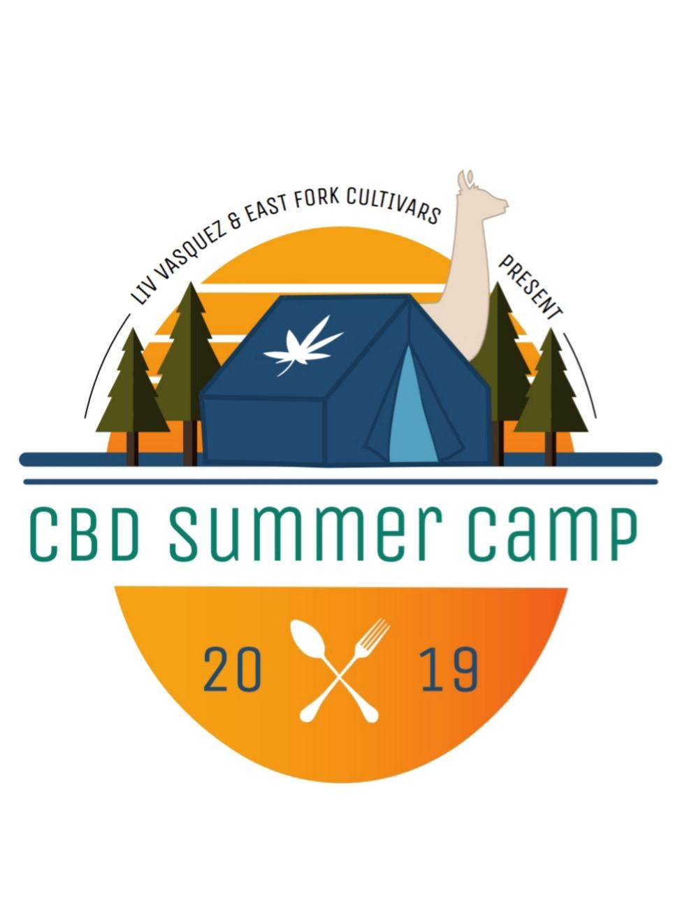Liv Vasquez and East Fork Cultivars present CBD Summer Camp