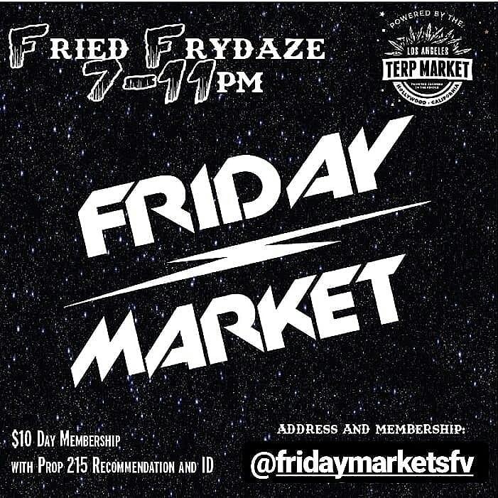 Friday Market Los Angeles Valley