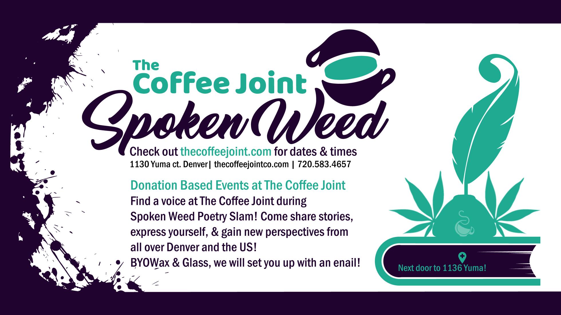 Spoken Weed!