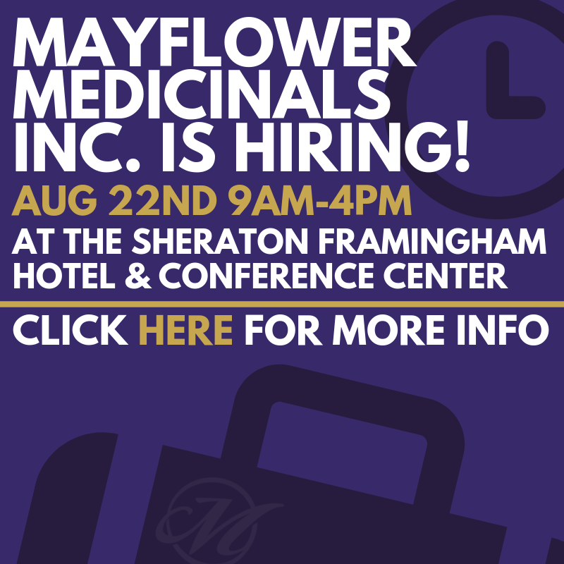 Mayflower Medicinals, Inc. Job Fair