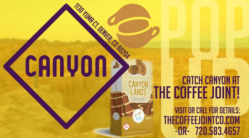 Canyon Cultivation Pop Up