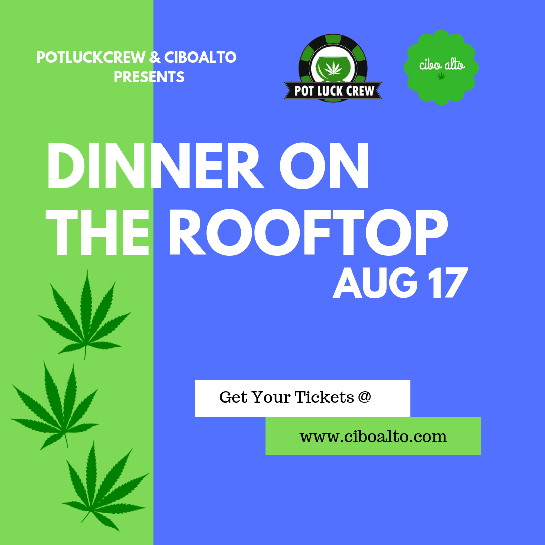 Cannabis on The Rooftop
