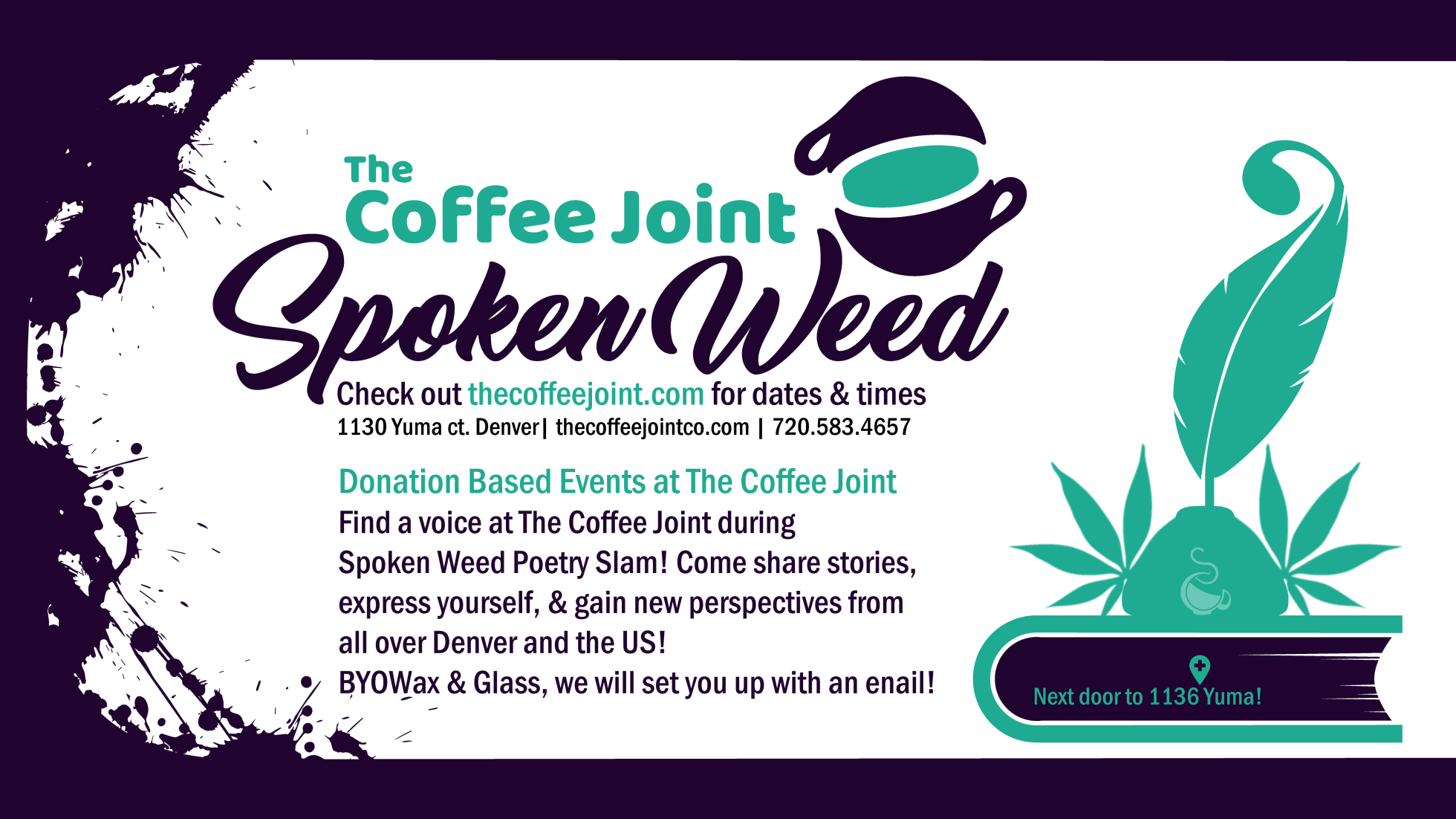 Spoken Weed
