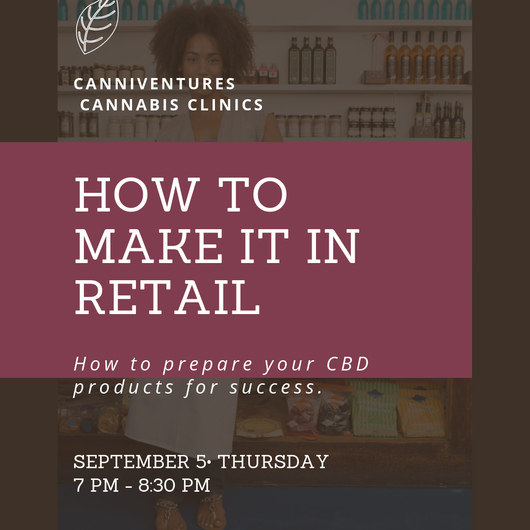 Make it In Retail: Understanding CBD Retail
