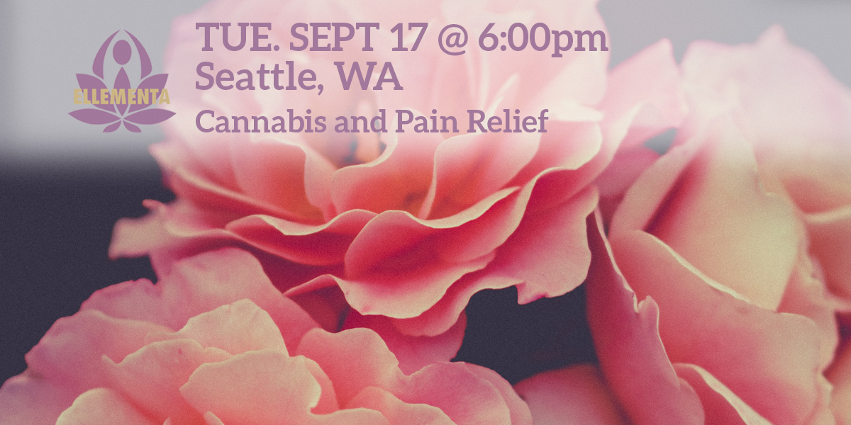 Ellementa Seattle: Cannabis and CBD for Pain Relief