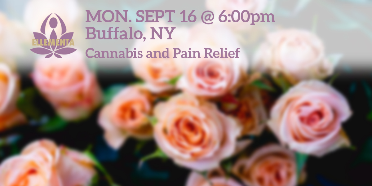 Ellementa Buffalo: Cannabis and CBD for Pain Relief