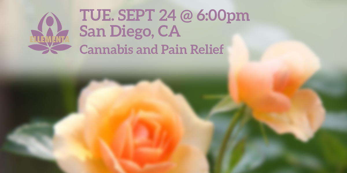 Ellementa San Diego: Cannabis and CBD for Pain Relief