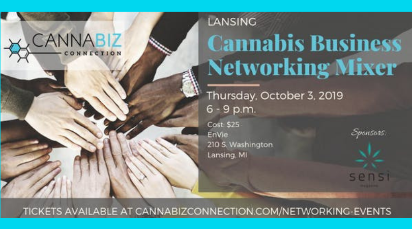 Lansing Cannabiz Connection Networking Mixer
