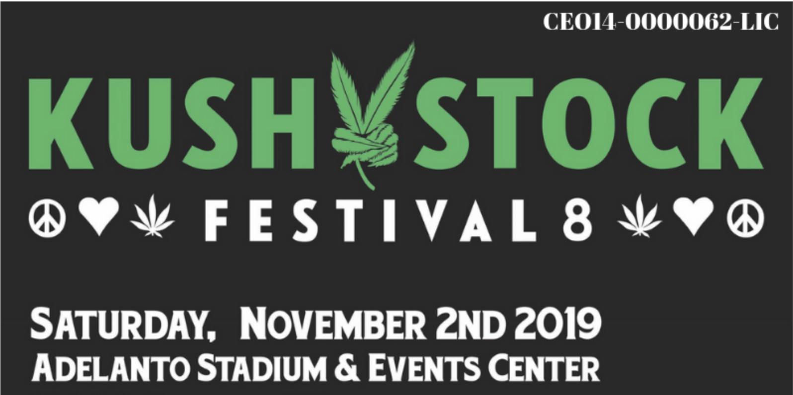 Kushstock Festival 8 (sponsorship)