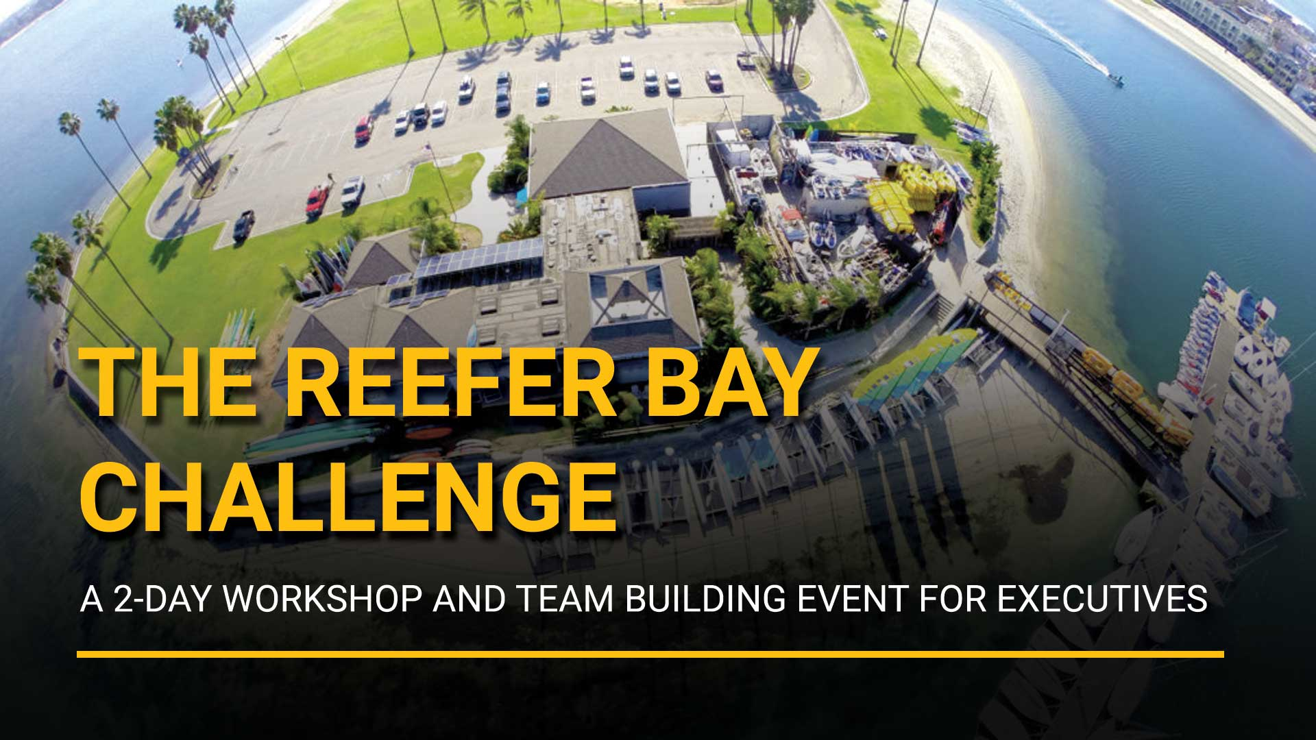 The Reefer Bay Challenge