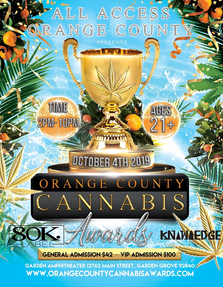 Orange County Cannabis Awards