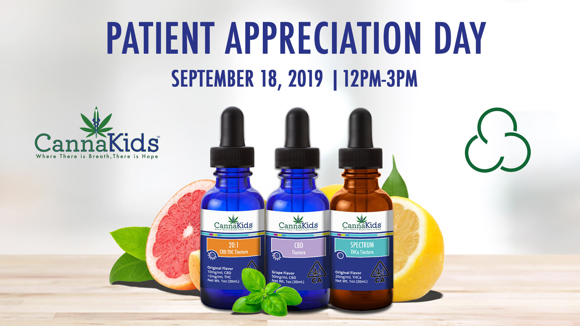 CannaKids Patient Appreciation Day at Coast to Coast Collective
