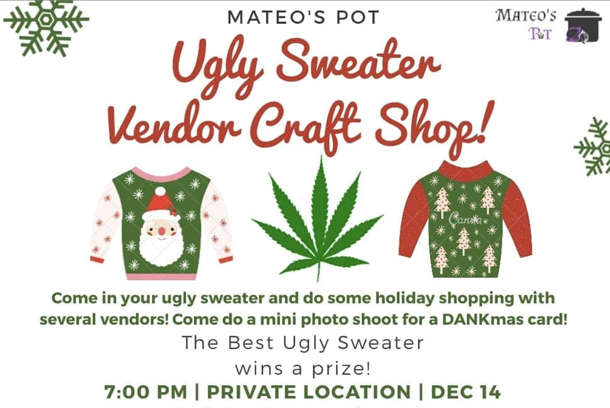 Ugly Sweater Christmas Craft Shop pt.2