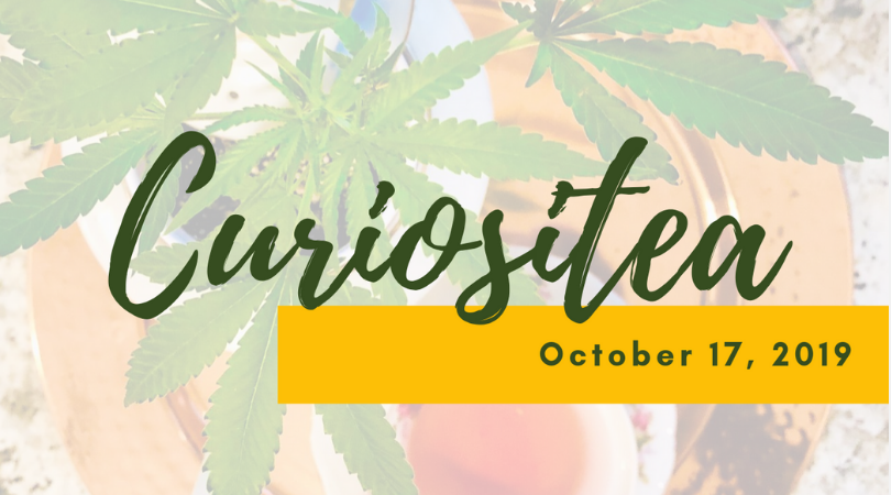 CuriosiTea: Cannabis & CBD for Wellness