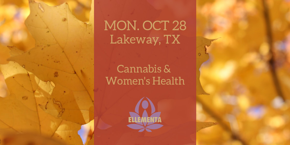 Ellementa Austin (Lakeway): CBD for Women's Health