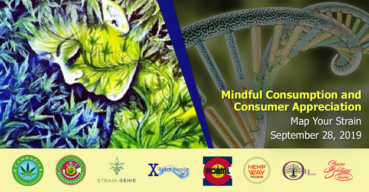 Cannabis Consumers Consumer Appreciation and Mindful Consumption Event