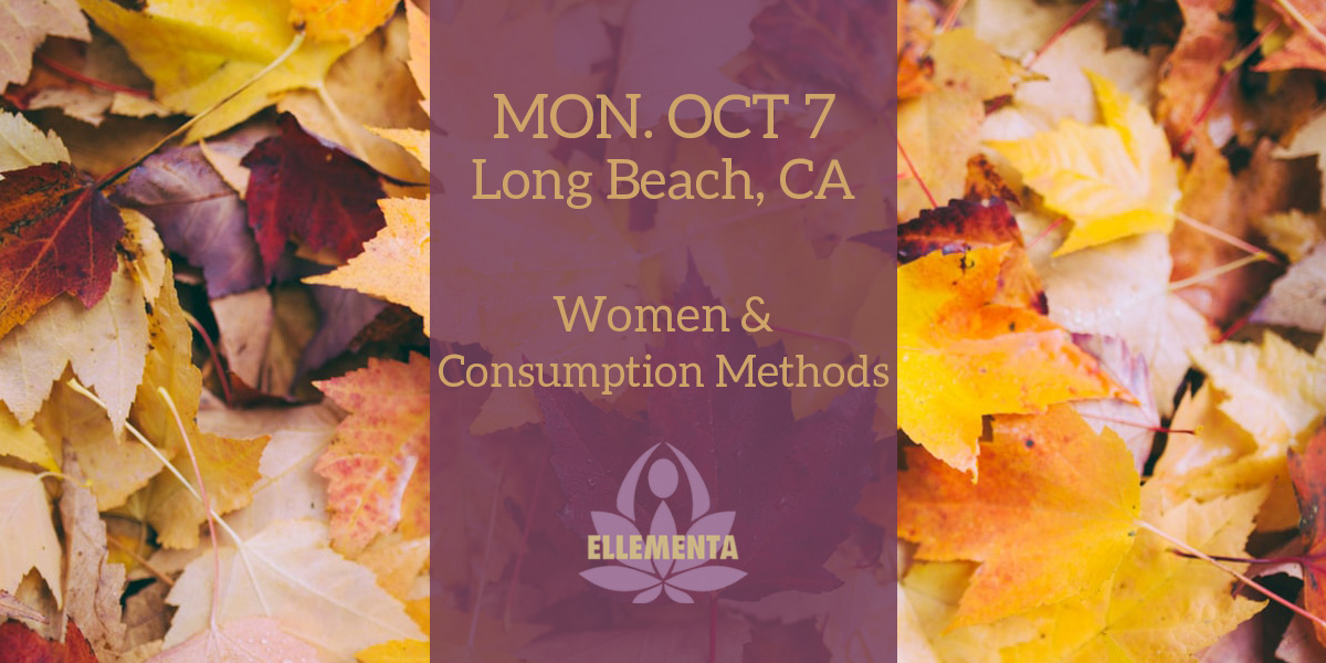 Ellementa Long Beach: Women's Consumption Methods