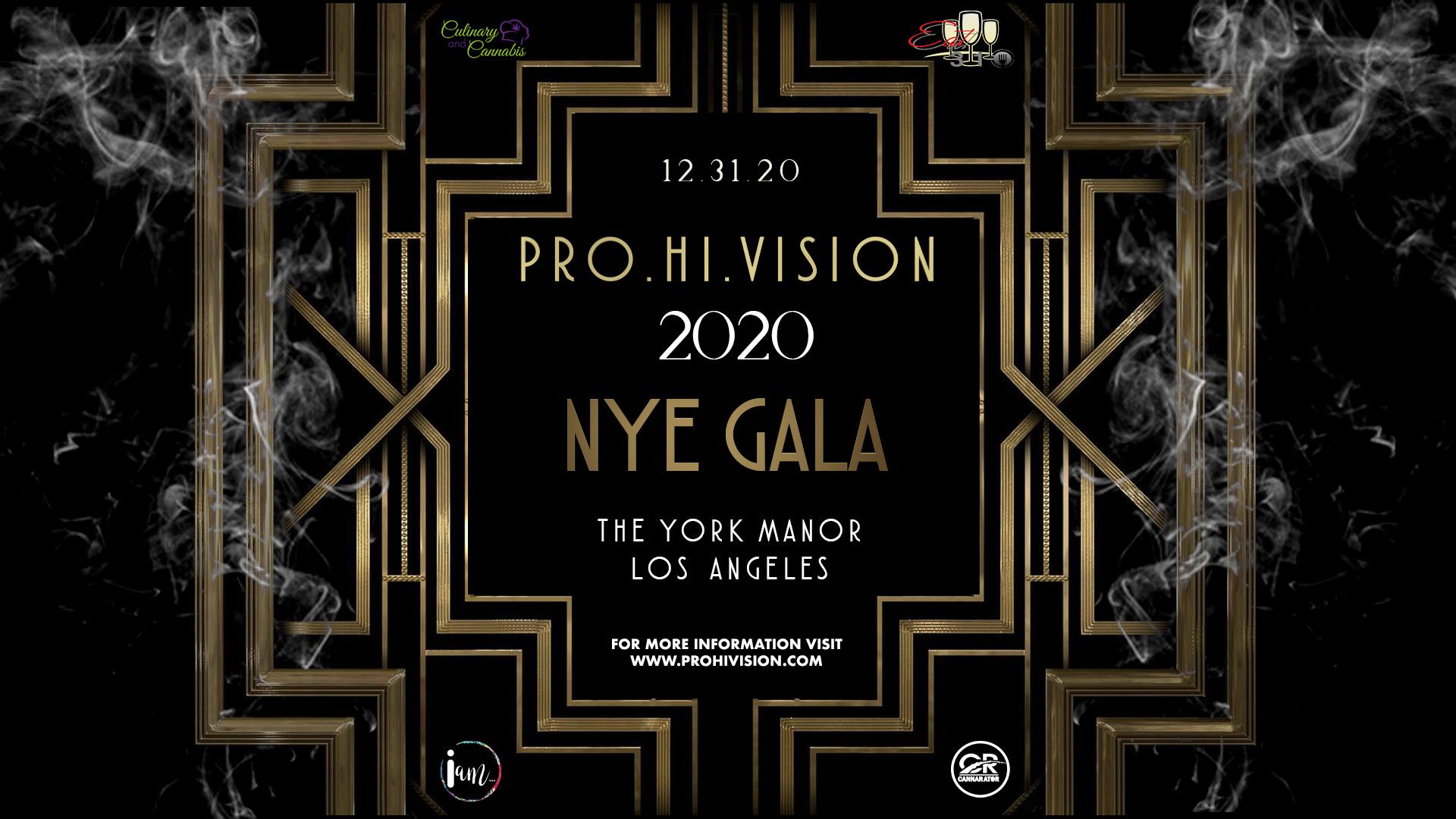 Pro-Hi-Vision After 5 NYE Gala