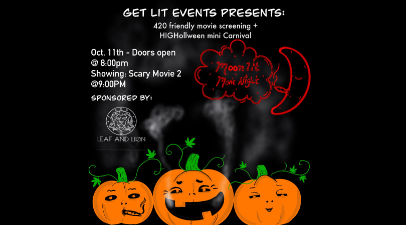 Moon Lit Movie Night + Highlloween Carnival