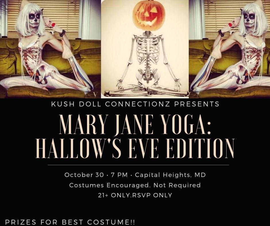 Mary Jane Yoga-KDC420