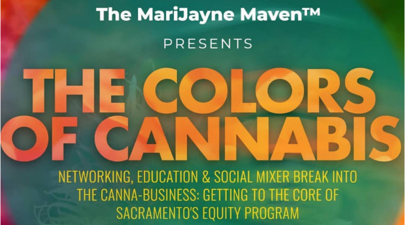 Break into the Canna-business :Getting to the CORE of Sacramento's Equity Program