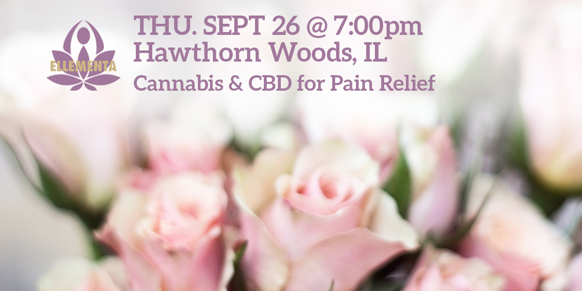 Ellementa Hawthorn Woods: Cannabis and CBD for Pain Relief