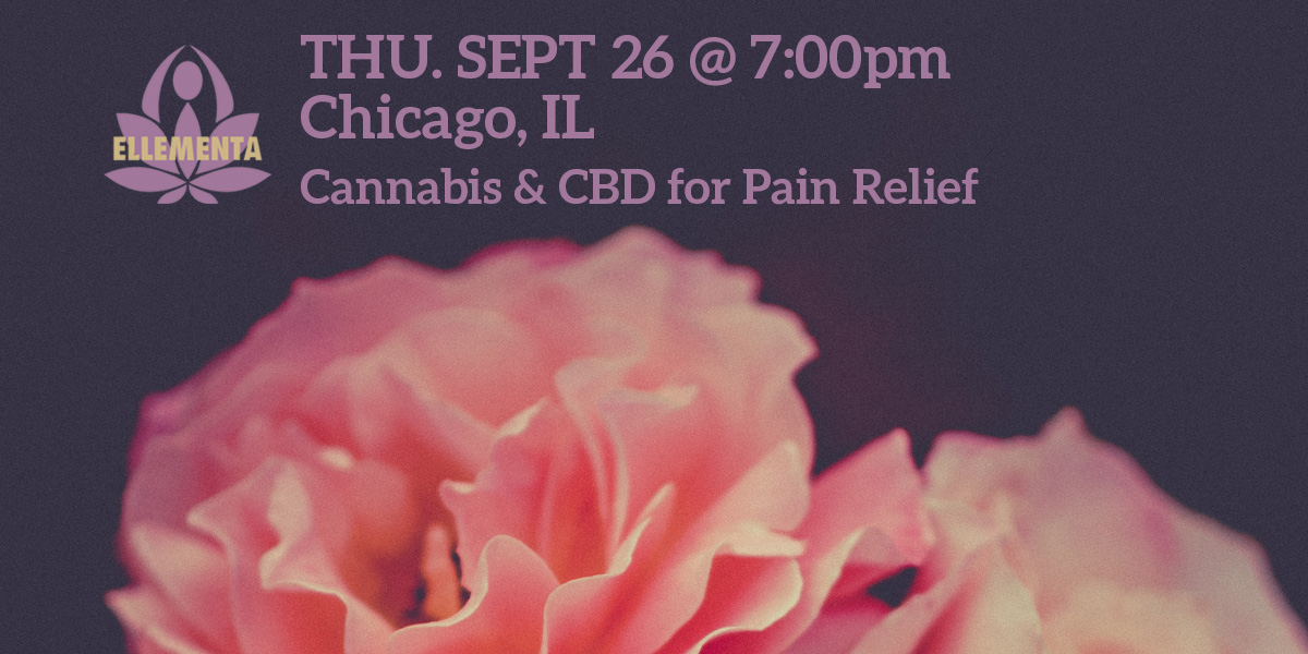 Ellementa Chicago: Cannabis and CBD for Pain Relief