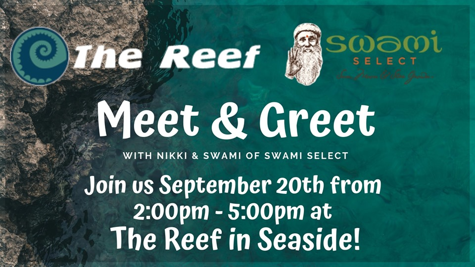 Swami Select In-Store Meet & Greet: The Reef in Seaside