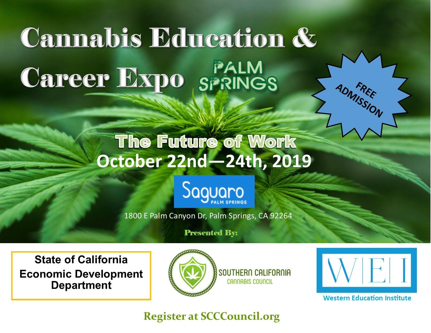 Cannabis Education and Career Expo