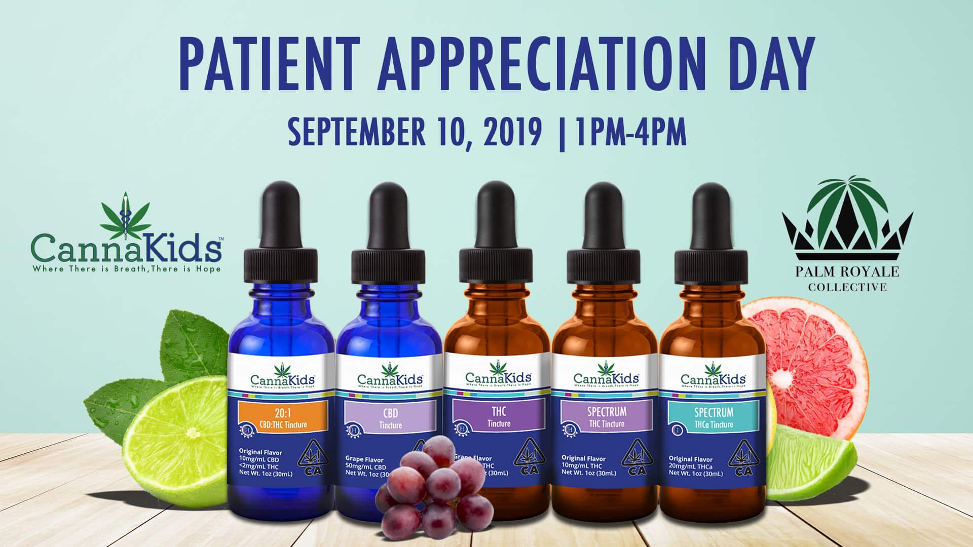 Patient Appreciation Day at Royal Palm Collective