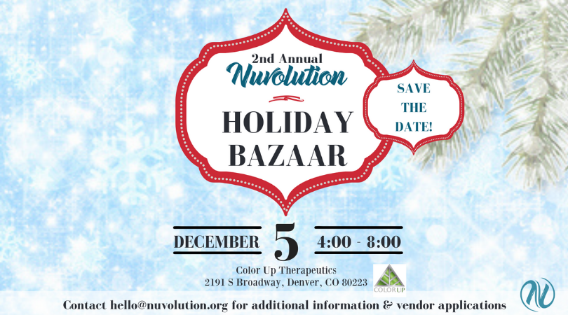 Nuvolution 2nd Annual Holiday Bazaar