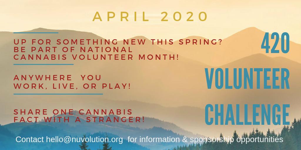 420 Volunteer Challenge