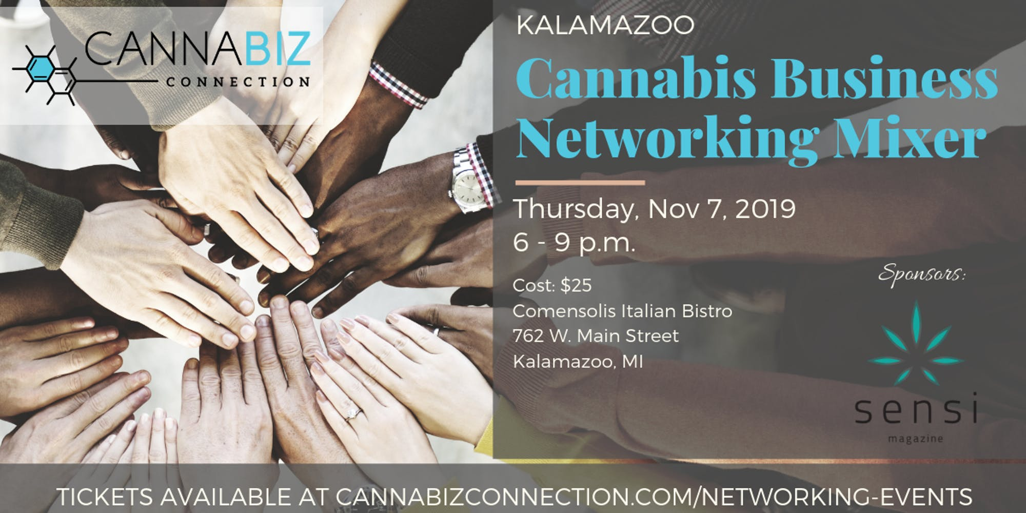 Kalamazoo Cannabiz Connection Networking Mixer