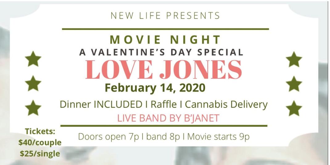 Movie Night: A Valentine's Day Special