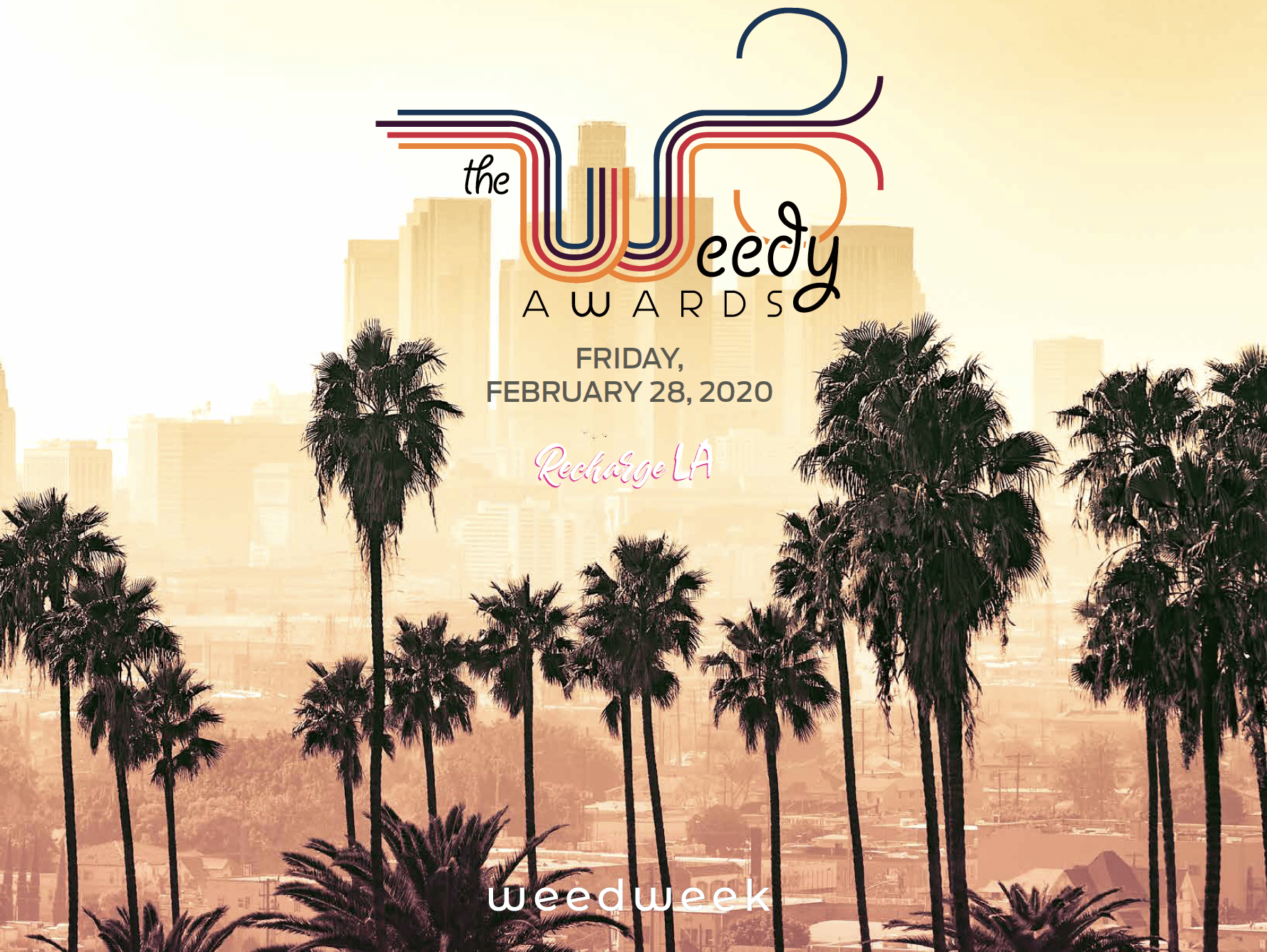 Weedy Awards