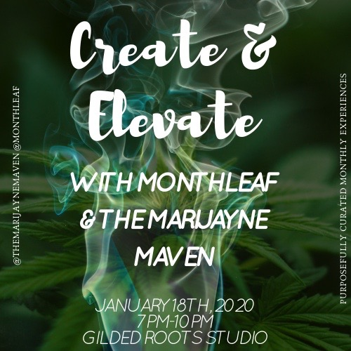 Create & Elevate- SOLD OUT
