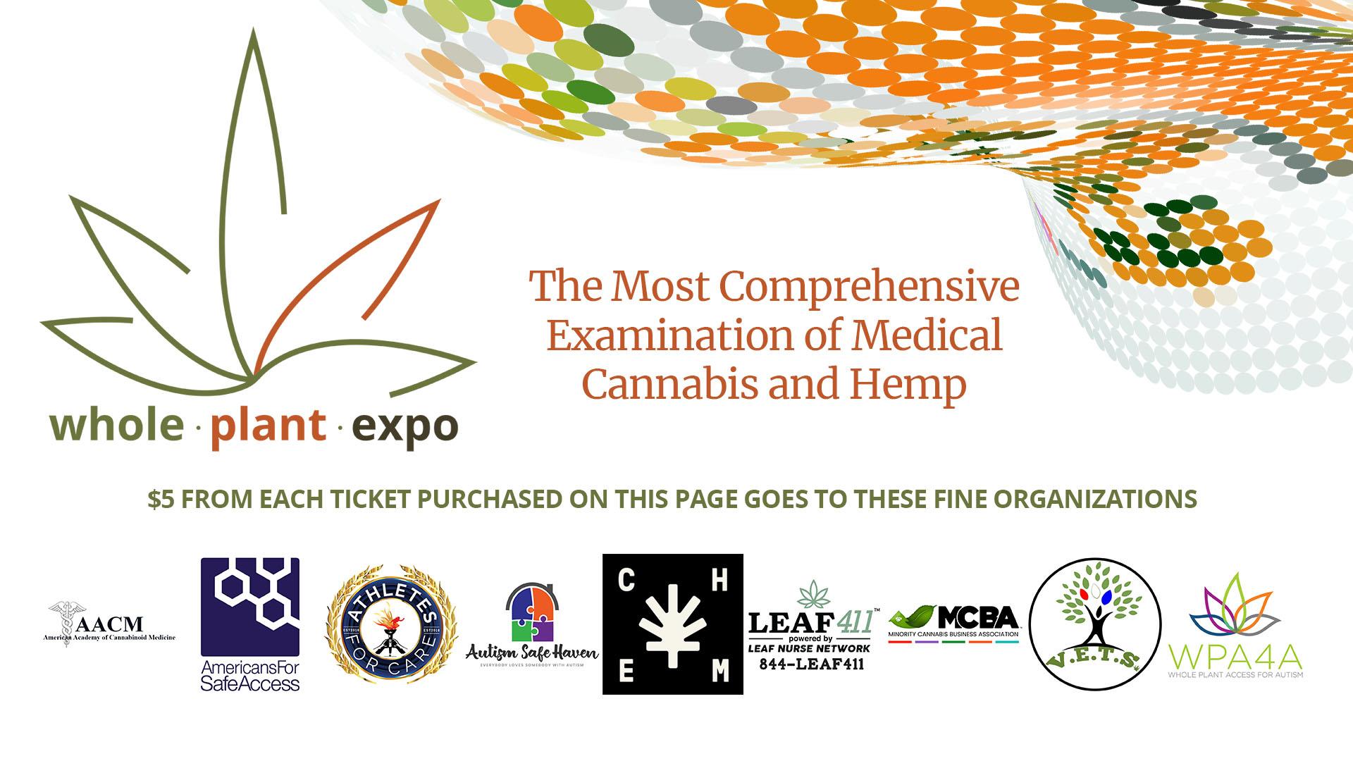 Whole Plant Expo Nonprofits Pavilion Discount
